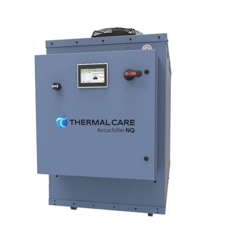 4 To 40 Ton Air Water Cooled Portable Chillers